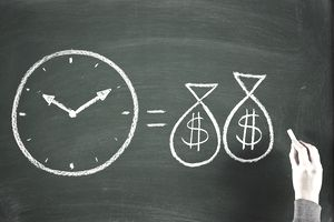 Two Time Value of Money Formulas