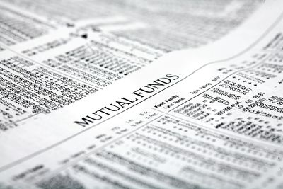 Mutual Funds in the Newspaper