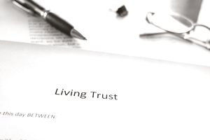 definition of irrevocable trust