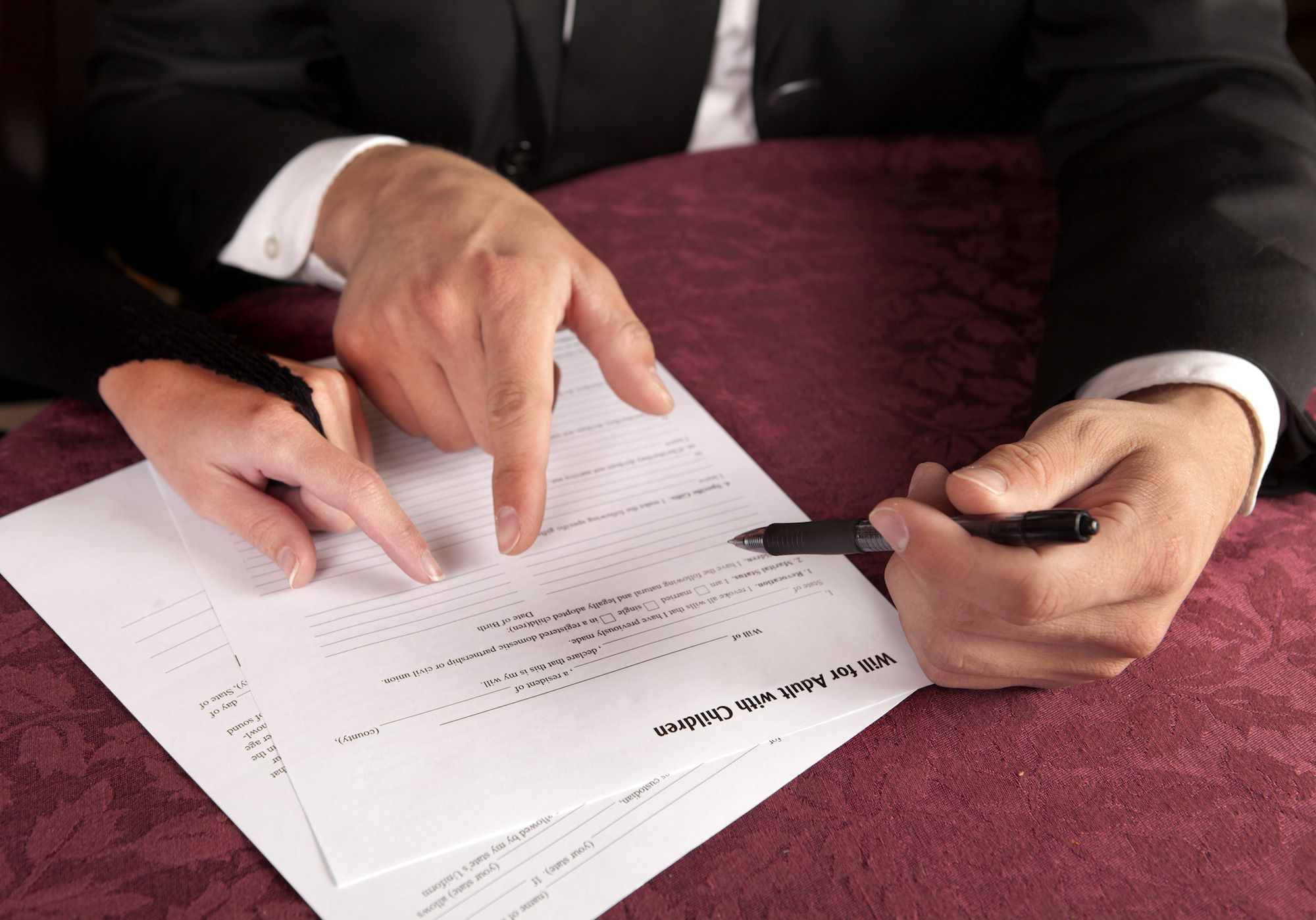 The Role and Duties of the Executor of an Estate