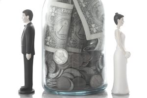 divorce finances