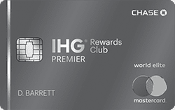 IHG® Rewards Club Premier Credit Card
