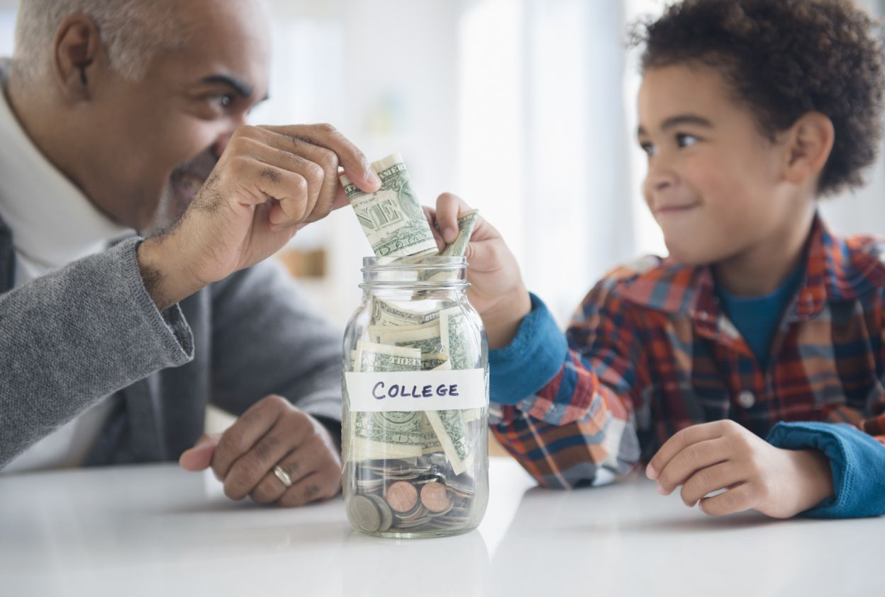 is it okay to use a roth ira to pay for college expenses