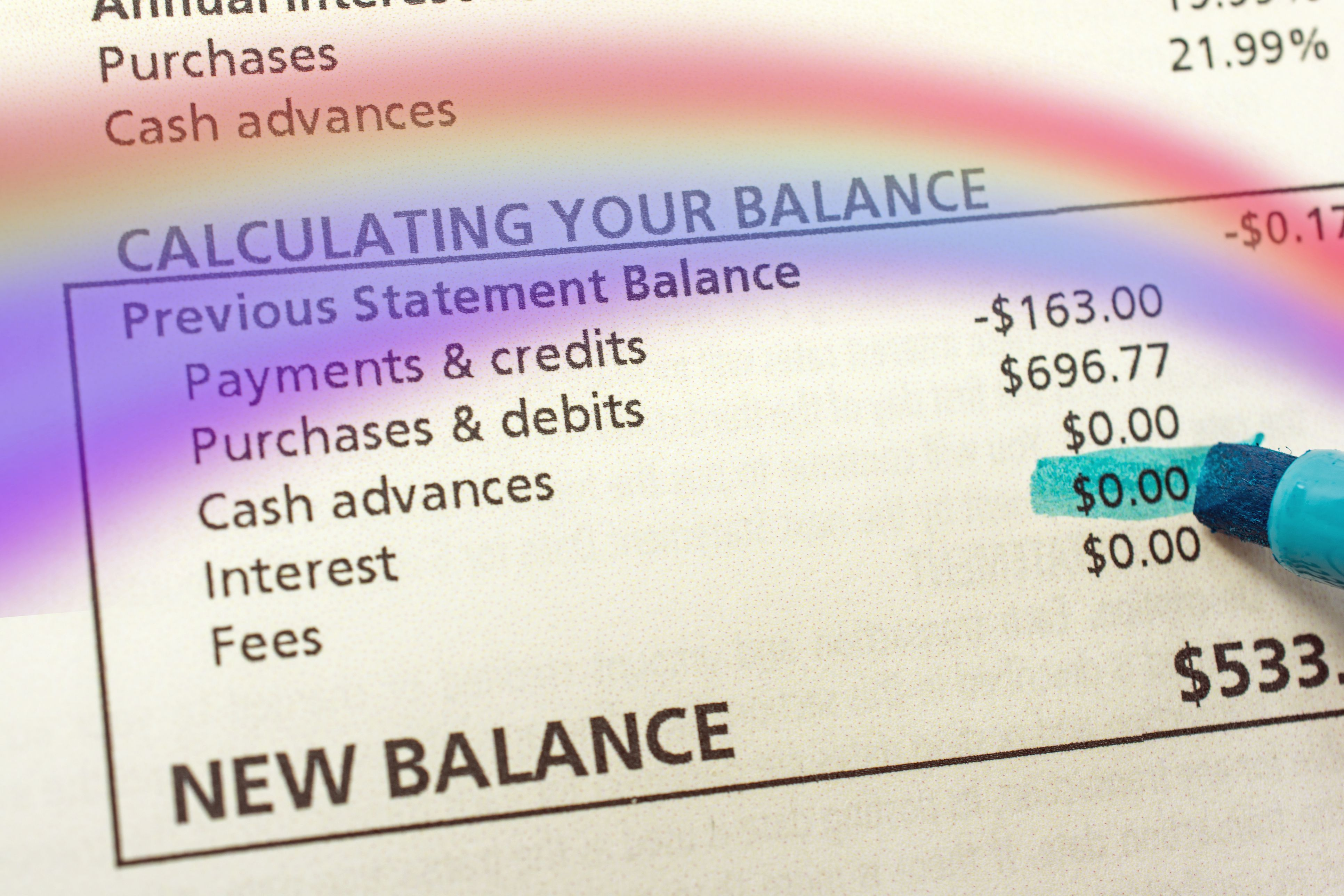 How to Calculate Your Own Finance Charge