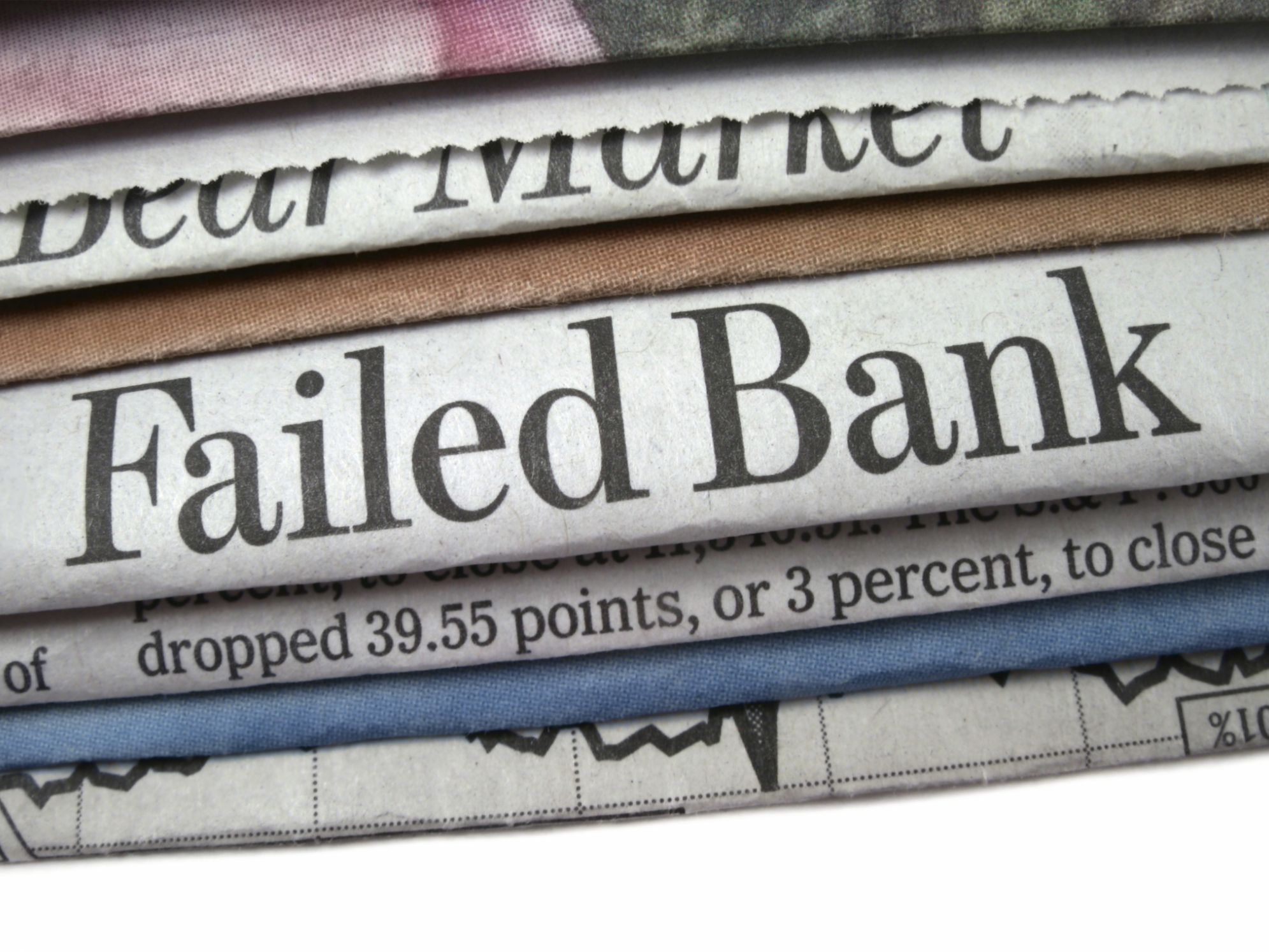 Before Banks Went Bust They Went >> Bank Failure And What Happens To Your Money