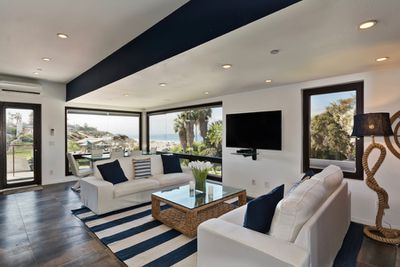California beach house ready for home exchange vacation