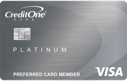Credit One Bank® Unsecured Visa®