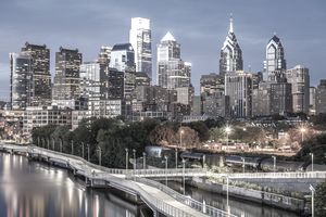 Philadelphia, Skyline, Pennsylvania