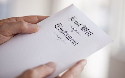 Is your last will and testament legally binding last will and testament solutioingenieria Images