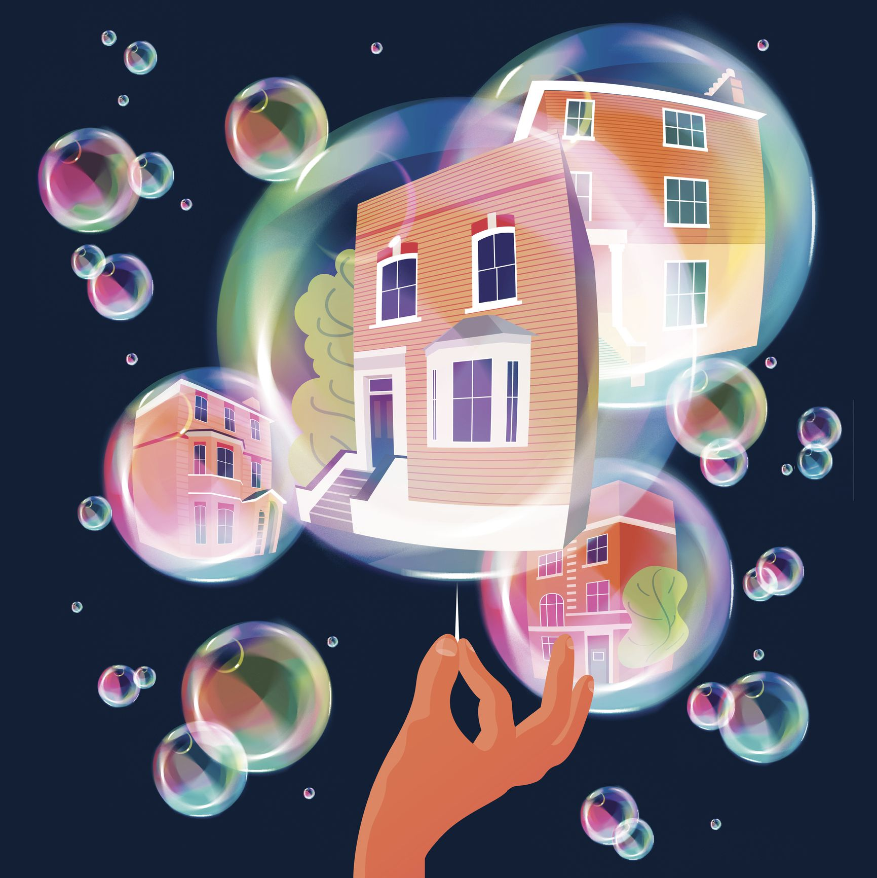 Rise Up Loans >> Asset Bubble: Definition, Causes, Examples, Protection