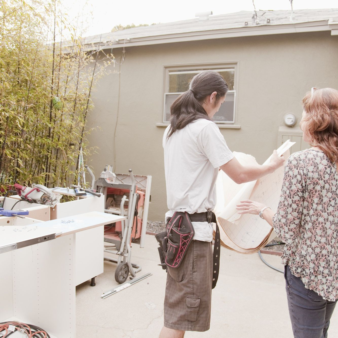 You Should Ask Friends And Family For References On Local Contractors That They Have Used