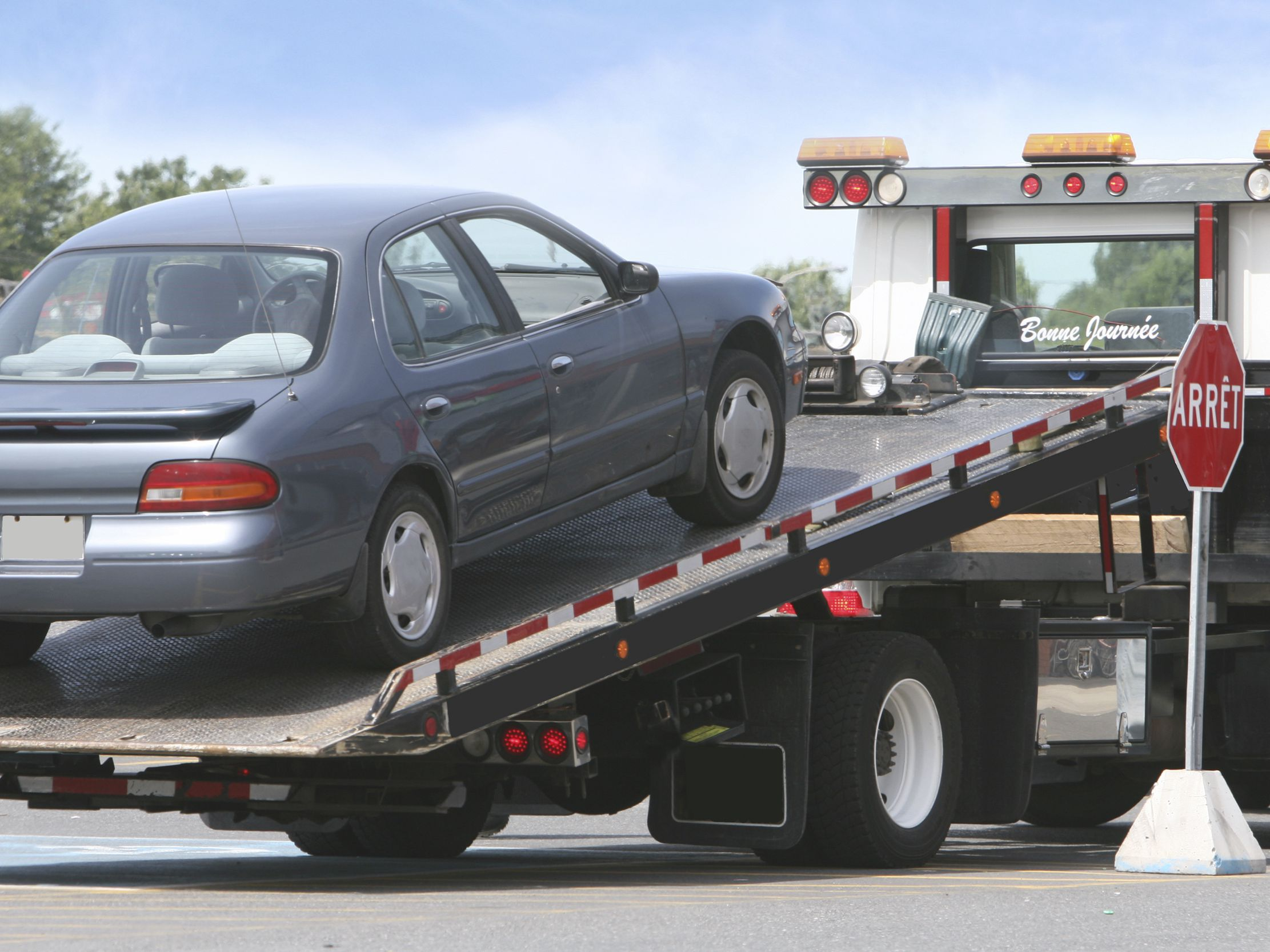 How Repossession Works When the Bank Takes Your Car on