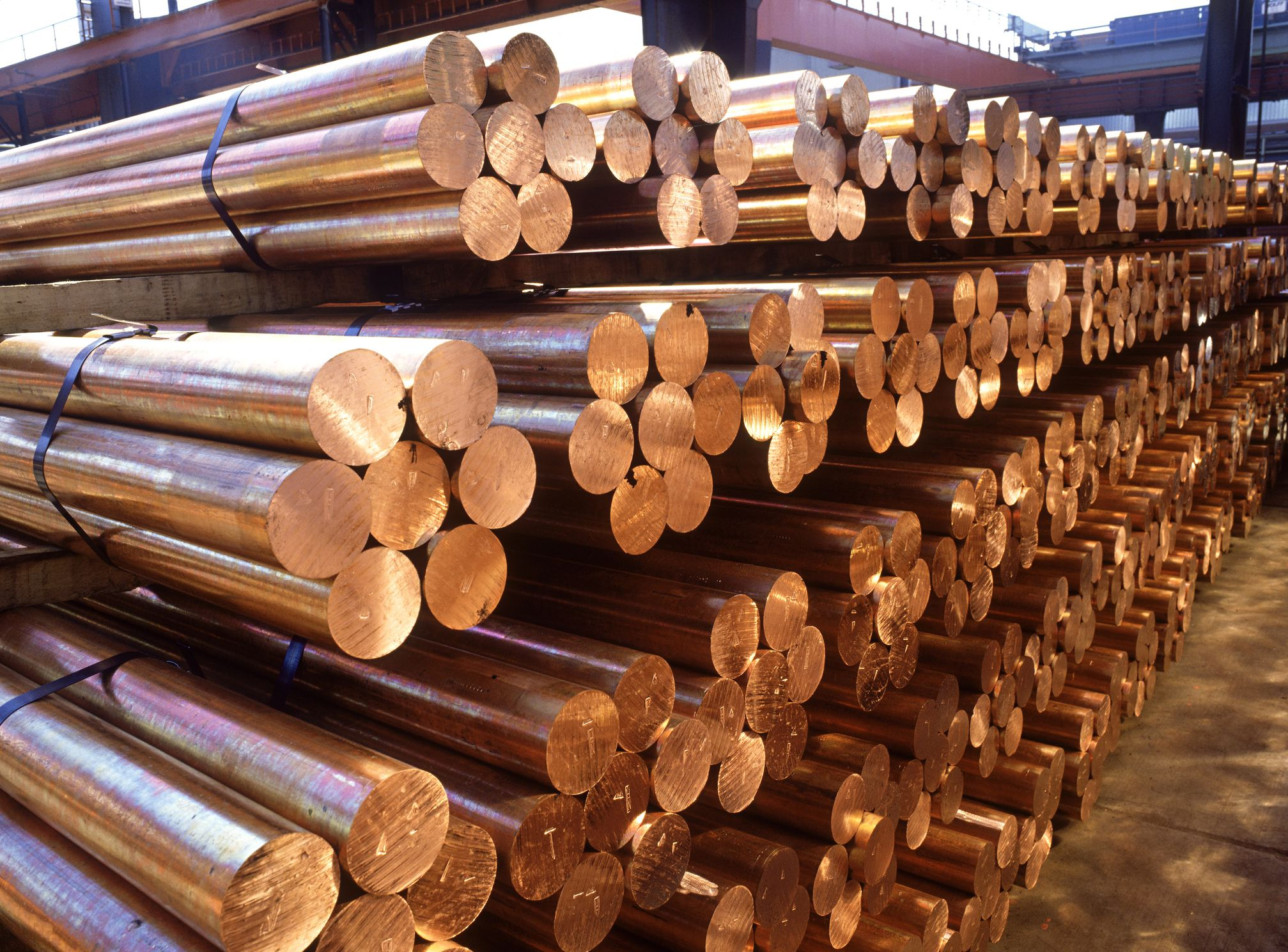 The Ancient History Of Copper
