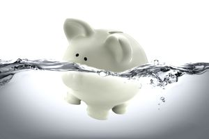 A sinking fund allows for the planning of spending over a period.