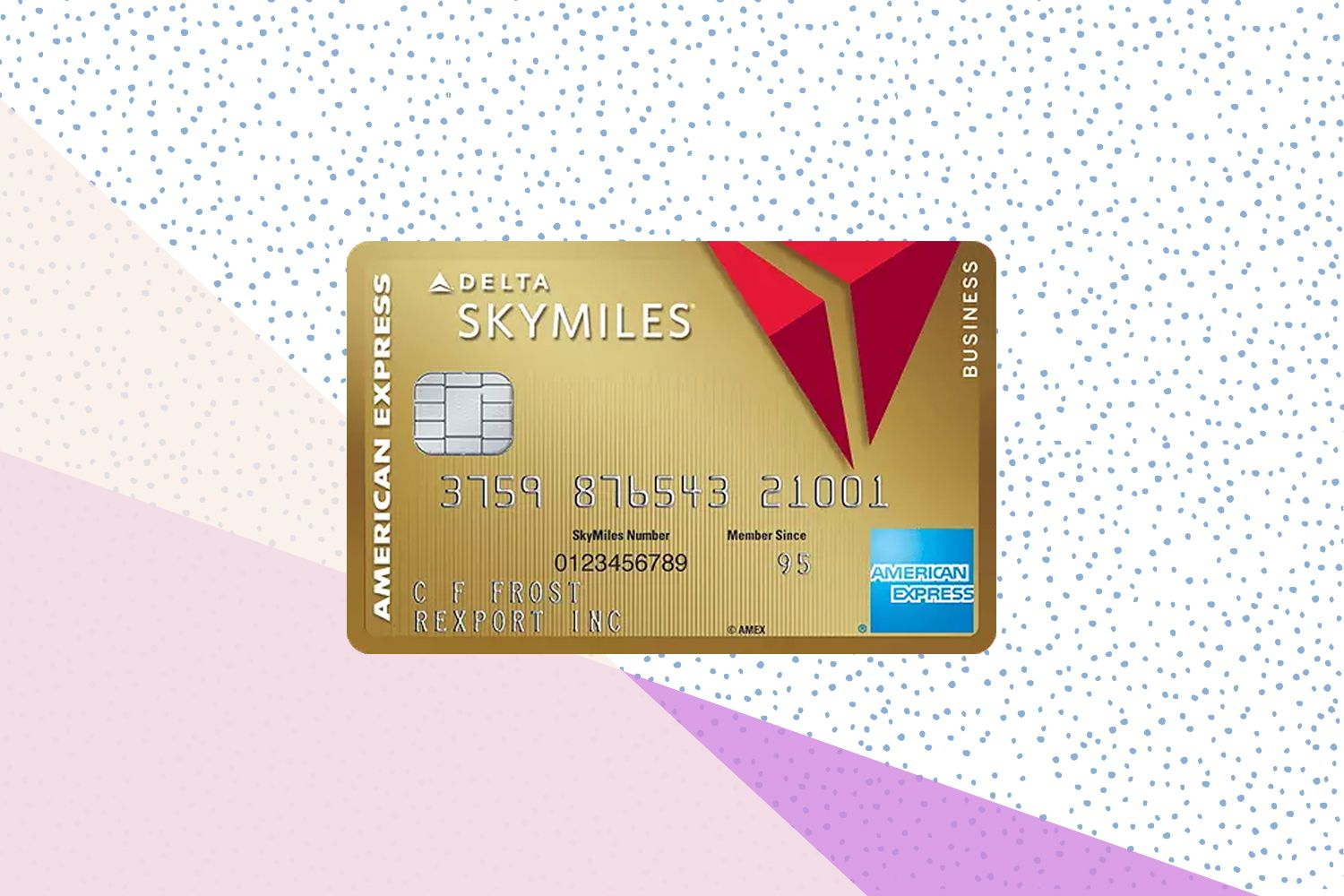 Gold Delta SkyMiles Business Credit Card Review