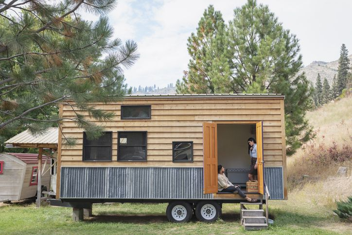 Buying or Building a Tiny Home? Here's How to Pay for it