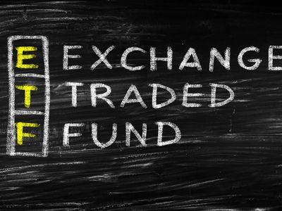 Exchange Traded Fund Concept