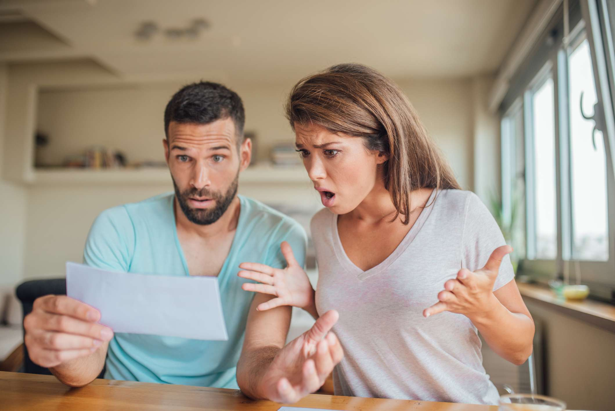 Clients surprised by the loss to their investment