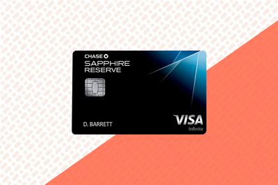 Chase Sapphire Reserve Card Review