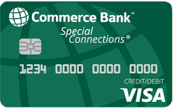 Commerce Bank Secured Visa®