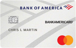 BankAmericard® for Students