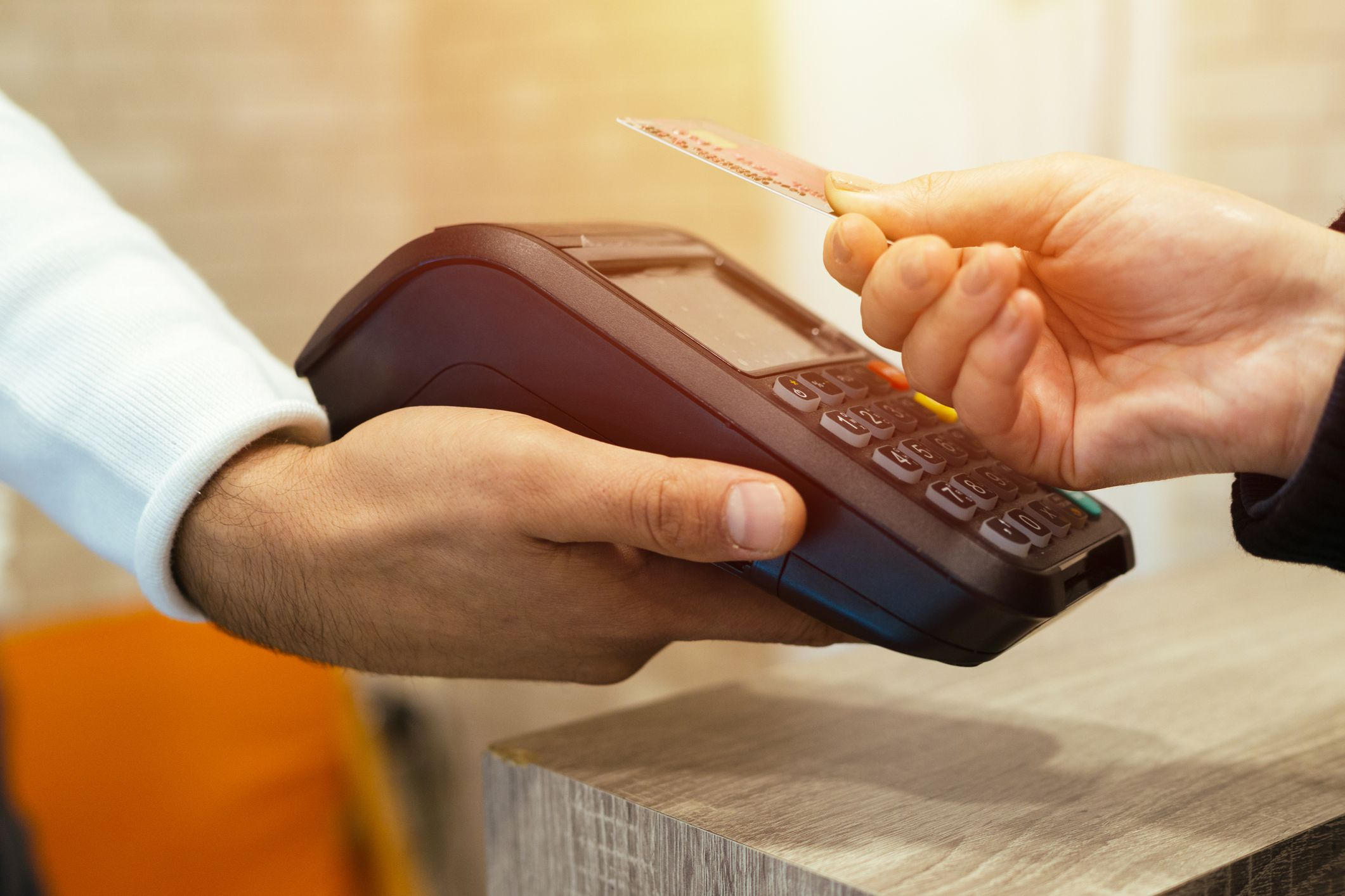 Businesses and Credit Card Convenience Fees
