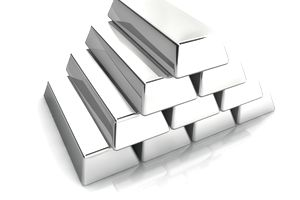 silver ingots_mutual funds_ETF