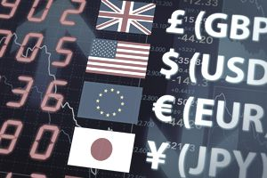 Electronic currency symbols