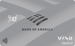 Bank of America® Unlimited Cash Rewards for Students