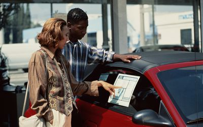 How Credit Score Affects Car Leasing Terms