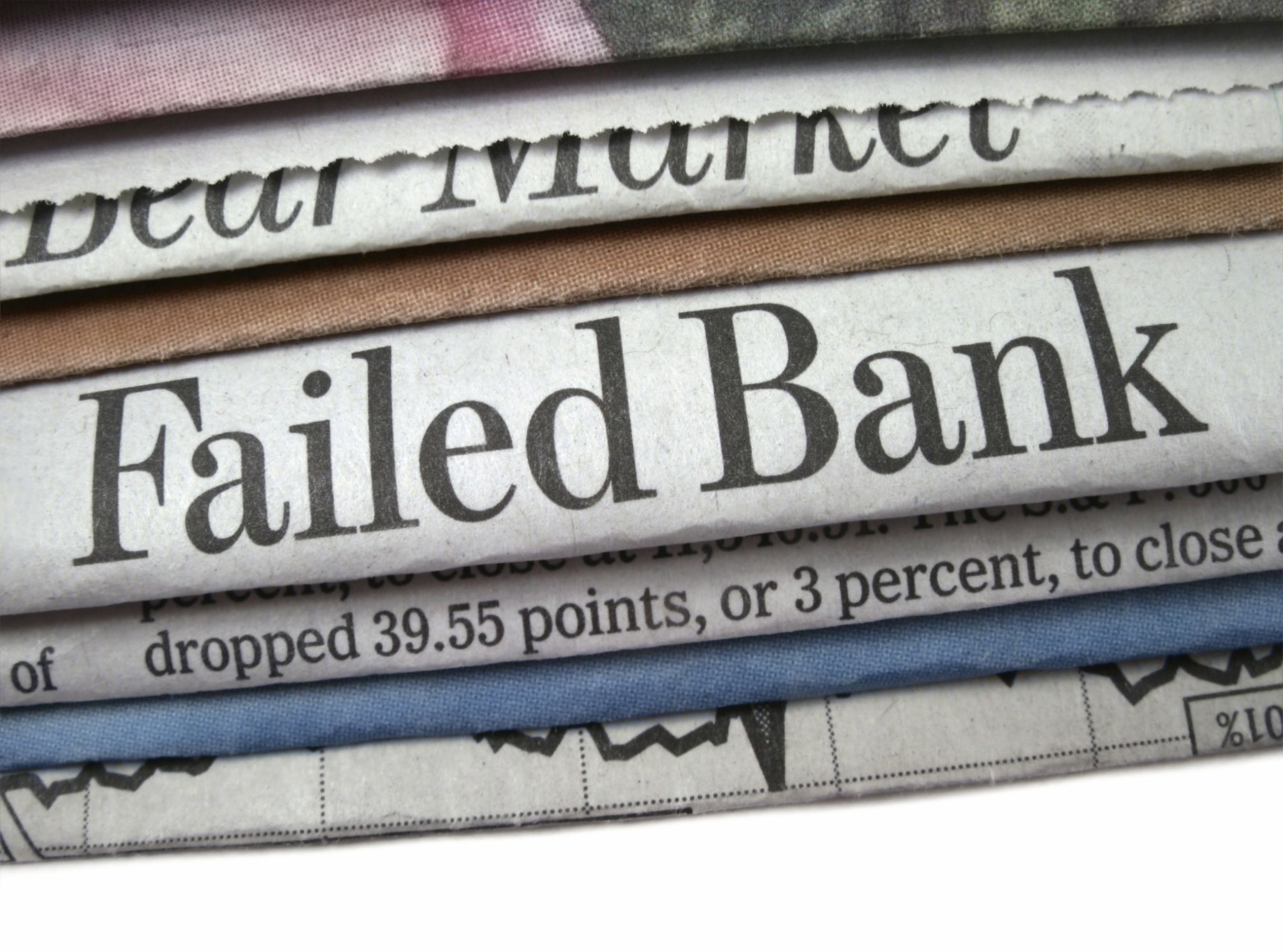 Bank Failure And What Happens To Your Money