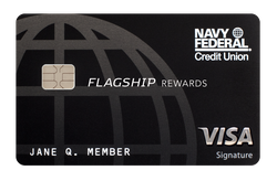 Navy Federal Visa Signature® Flagship Rewards