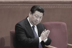 Chinese President Xi Jinping must reform China's economy.