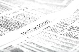 listings of mutual funds