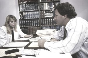 Attorney and client