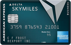 Delta Reserve® for Business Credit Card