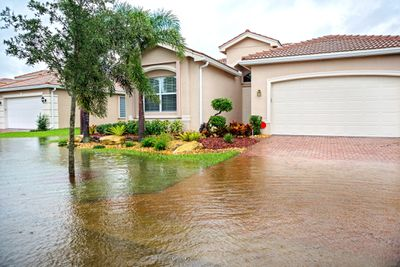 Sewer Backup Flood Or Overflow Types Of Water Damage