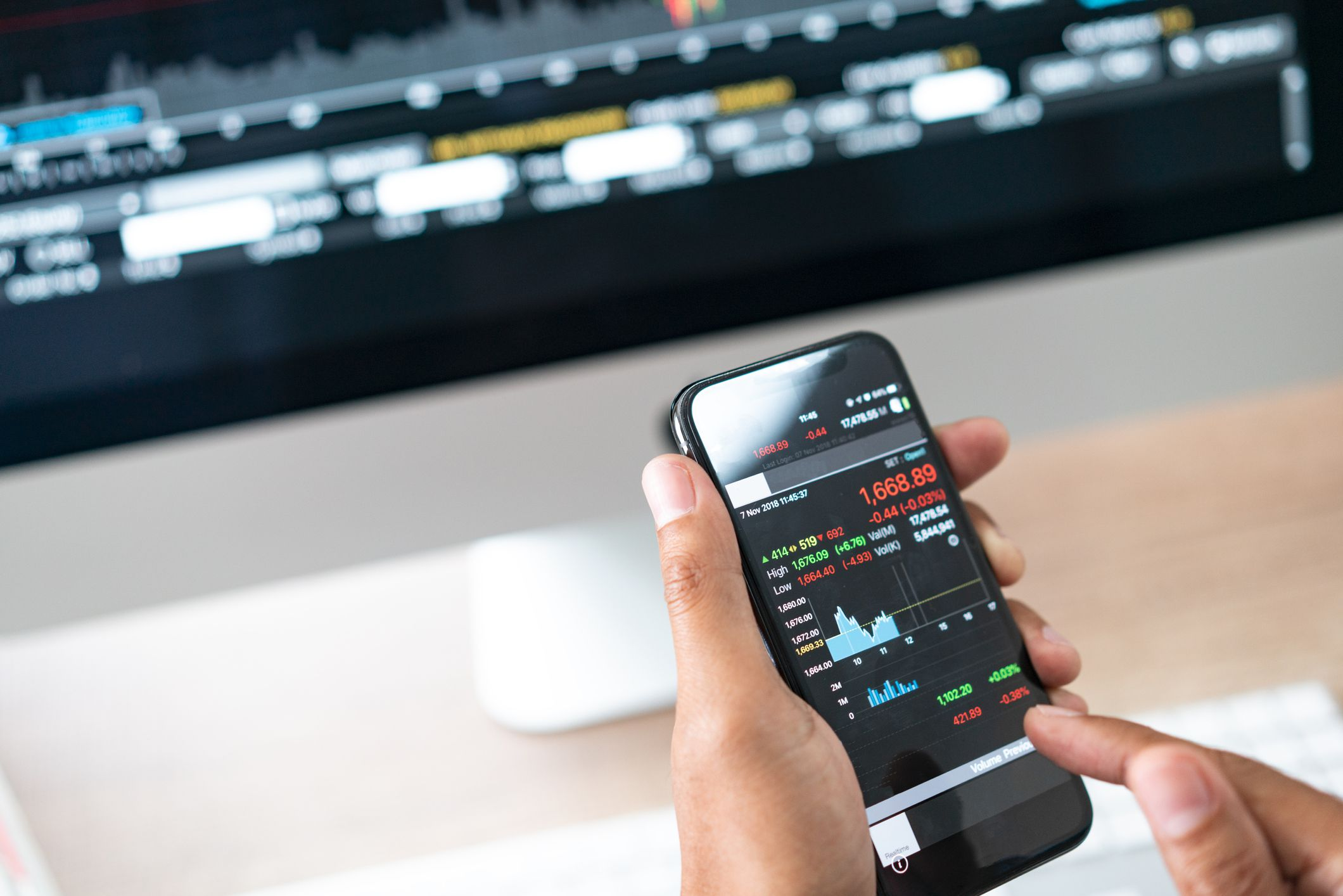 The 5 Best Stock Ticker Apps for Android