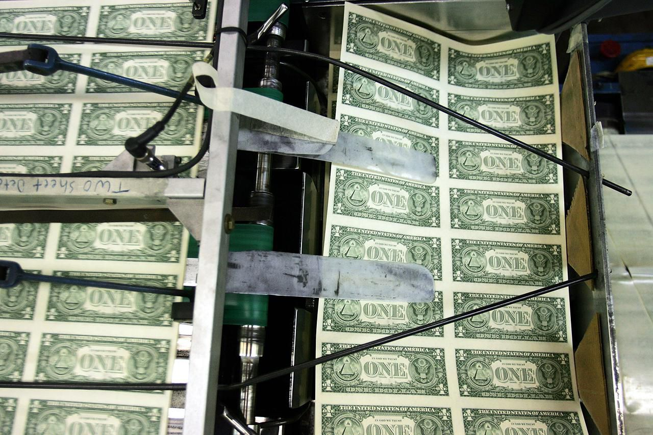 Does the Federal Reserve or the Treasury Print Money?