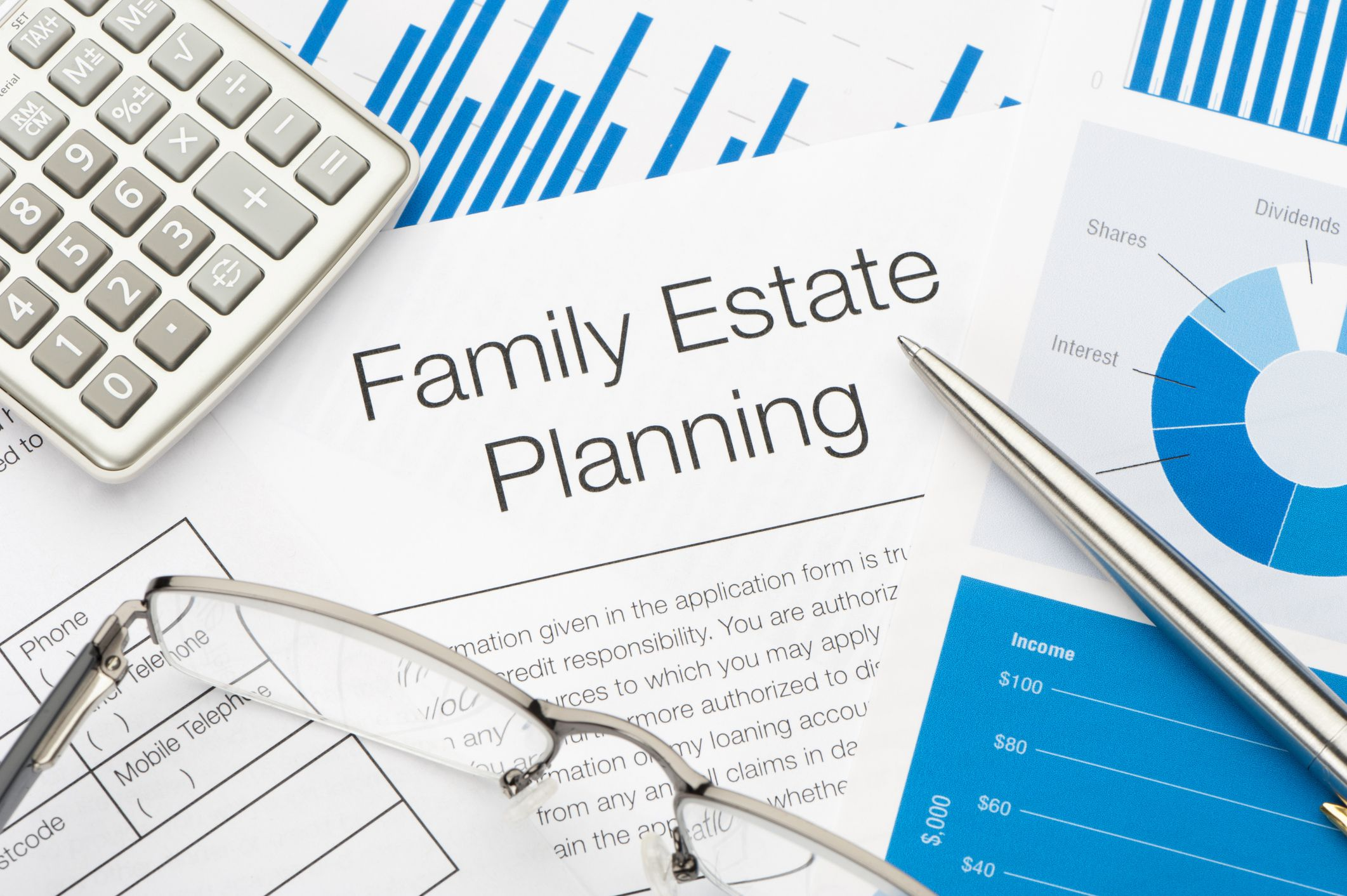 Now's the Time to Make Your Estate Planning List and Check It Twice
