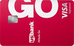 U.S. Bank Altitude® Go Visa Signature® Card