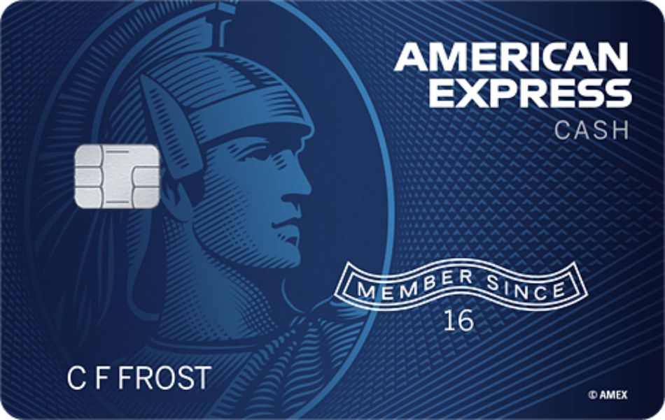 American Express Magnet