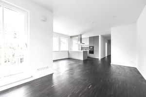 empty home interior without furniture