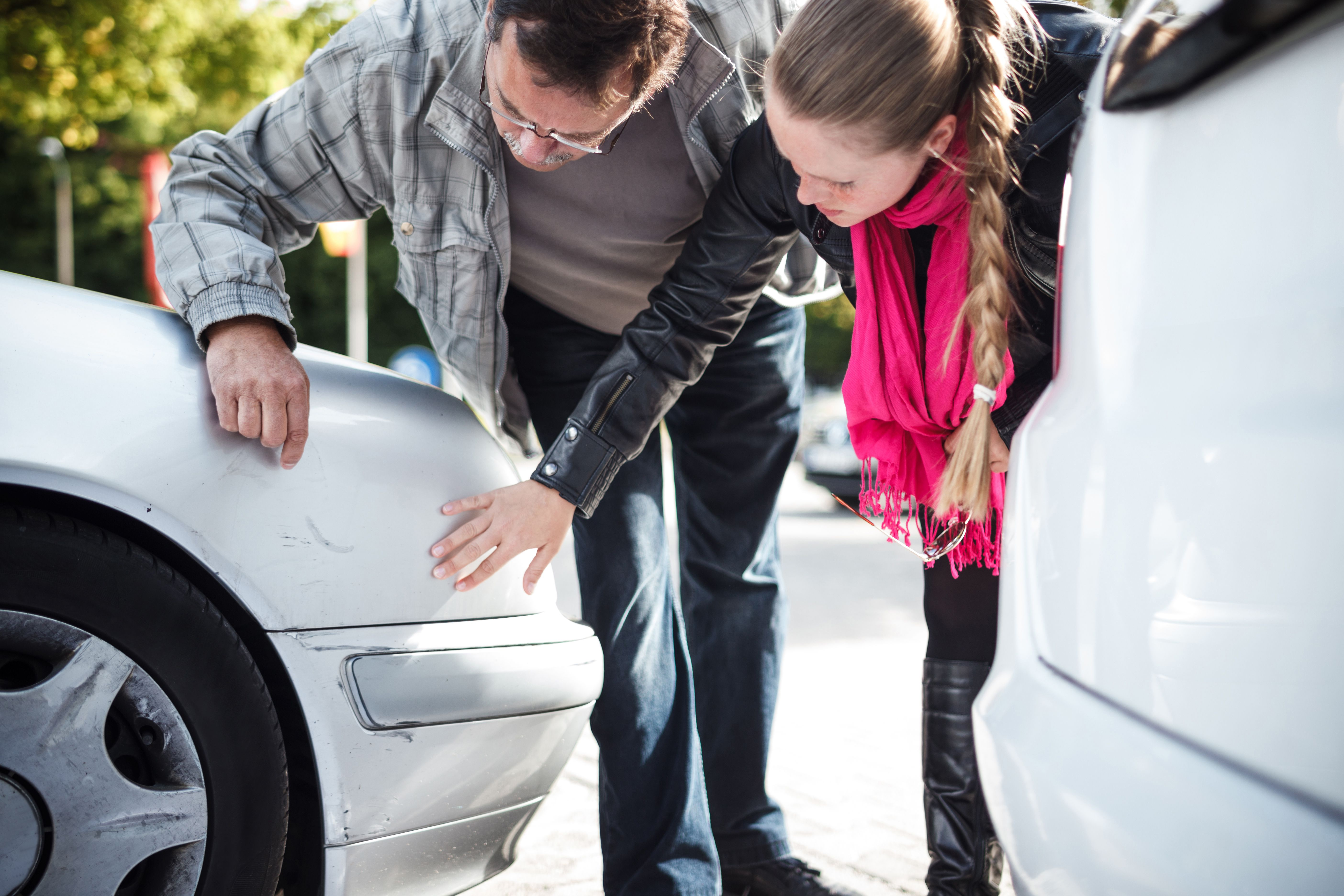 What Should You Do After A Car Accident Checklist Of Info
