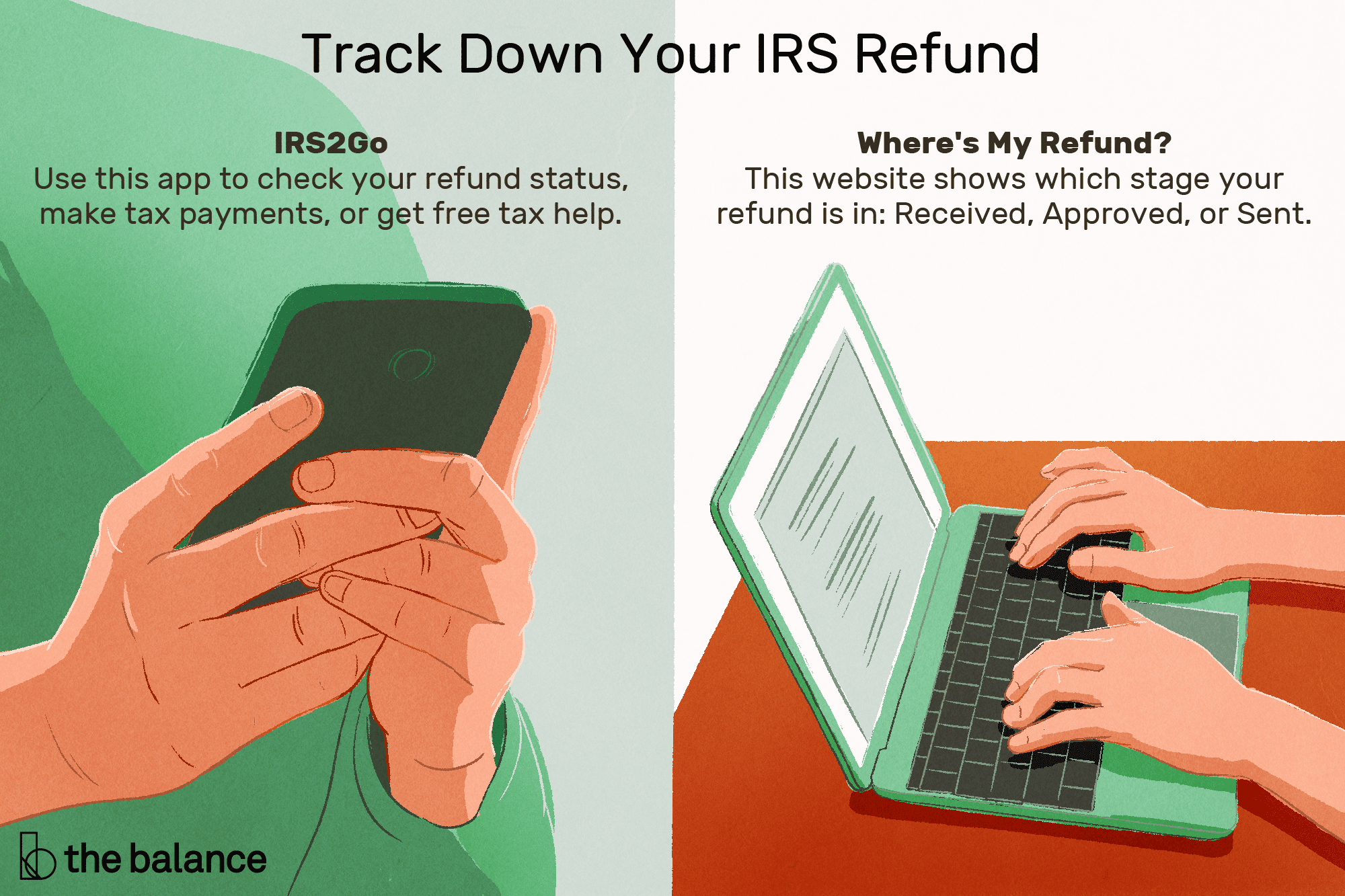 Trace Your Tax Refund Status Online with IRS gov