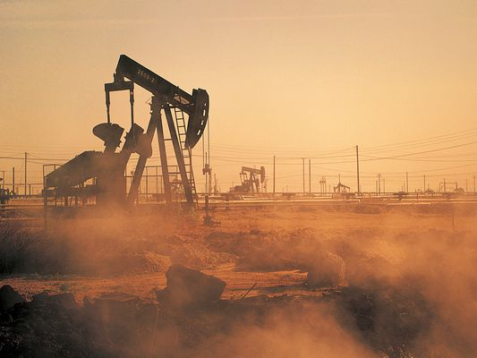 Oil Well, Maricopa, CA,USA