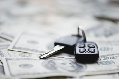 Fixed expenses include car loan and other loan payments.