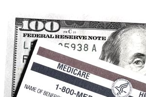 Medicare card money