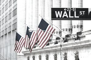 New York Stock Exchange, Wall St., New York, USA