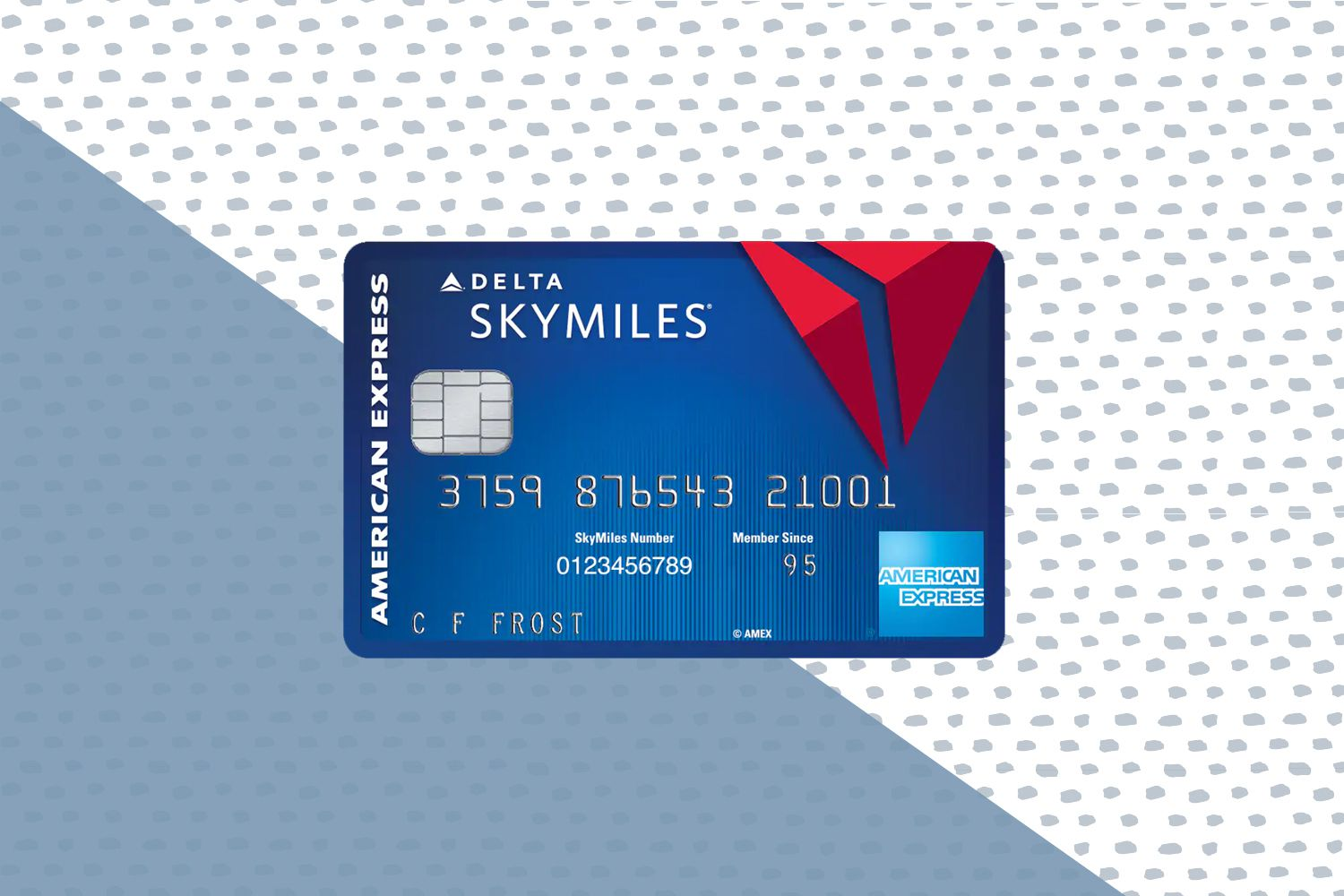 Delta American Express Login >> Blue Delta Skymiles Credit Card Review Low Cost Miles